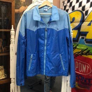 Vintage 70s OP windbreaker jacket